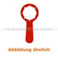 Gebindeschlüssel Langguth Schlüssel DIN55 rot