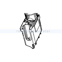 Gehäuseteil Sebo Topf 360/460 komplett mit Abluftfilter