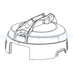 Gehäuseteil Sprintus Haube für N30, N50 und N51sauger
