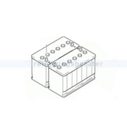 Gelbatterien Cleanfix Satz 12V 76 AH