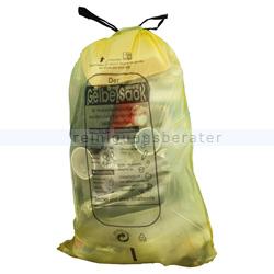 Gelber Sack, der gelbe Müllsack 60 L