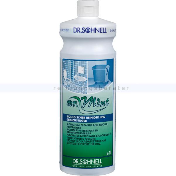 Geruchsentferner Dr. Schnell Mr. Mint 1 L