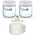 Geruchsentferner freshwaveIAQ Air & Surface Gel 1kg im Set