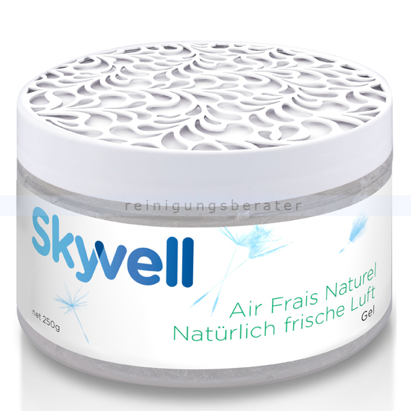 Geruchsentferner skyvell Air & Surface Gel 250g