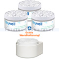 Geruchsentferner skyvell Air & Surface Gel 750g im Set