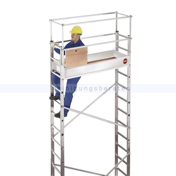 Hervorragend Gerüstleiter Hailo ProfiStep® multi Alu-Leitern-Gerüst TS49