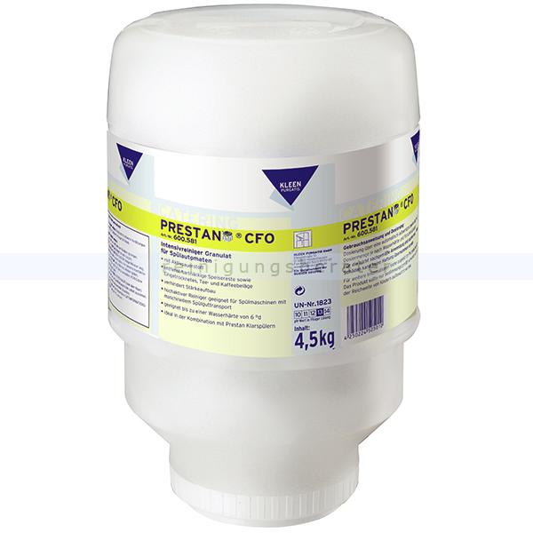 Kleen Purgatis Prestan CFO 4,5 kg Geschirrspülpulver mit Aktiv-Sauerstoff 90600581