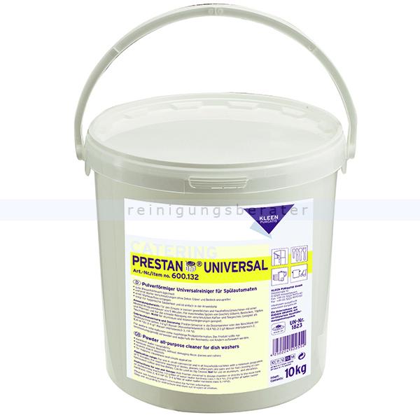 Kleen Purgatis Prestan Universal 10 kg Geschirr-Reiniger Pulver 90600132