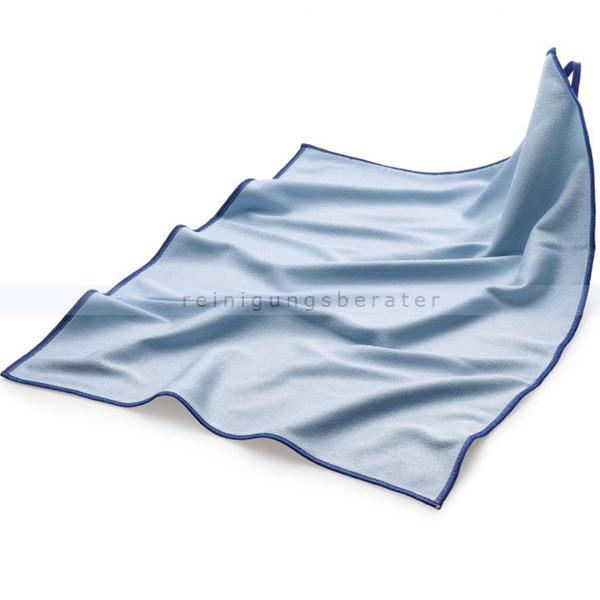 geschirrtuch mega clean mikrofaser blau 50x70 cm. Black Bedroom Furniture Sets. Home Design Ideas