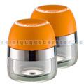 Gewürzmühle Wesco Gewürzbehälter 2er Set orange