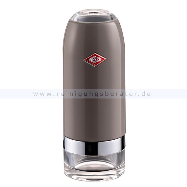 Gewürzmühle Wesco Salz- & Pfeffermühle warm grey
