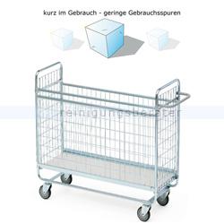 Gitterwagen Serie 100, max. 100 kg VORFÜHRER