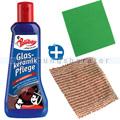 Glaskeramikreiniger Poliboy 200 ml inkl. 2 Tücher