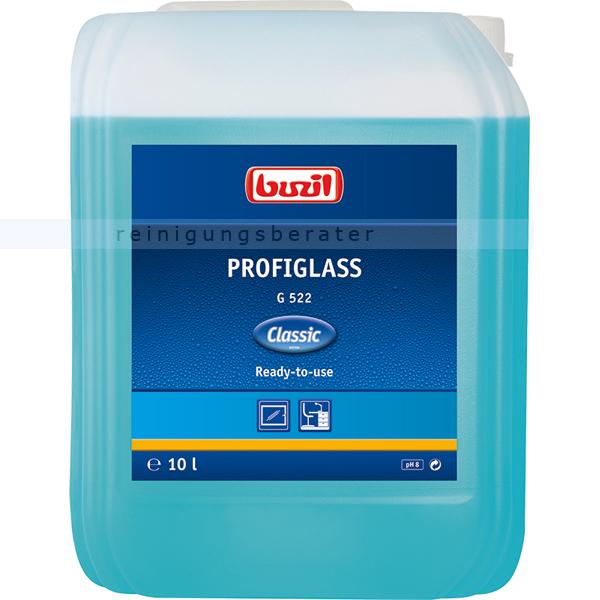 Glasreiniger Buzil G522 Profiglass 10 L