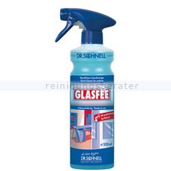 Glasreiniger Dr. Schnell Glasfee mit Sprühkopf 500 ml