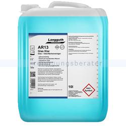Glasreiniger Langguth AR13 Glas Klar Citro 10 L