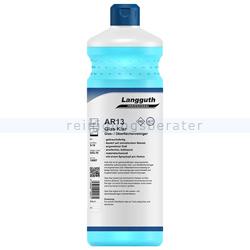 Glasreiniger Langguth AR13 Glas Klar Citro 1 L