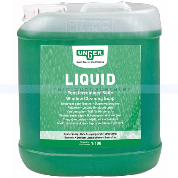 Glasreiniger Unger Liquid 5 L