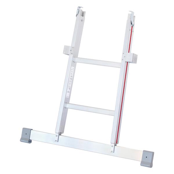 Glasreinigerleiter Hymer Unterteil für Längenausgleich