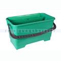 Glasreinigungseimer Reinigungsberater 20 L grün-türkis