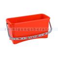 Glasreinigungseimer Reinigungsberater 20 L rot