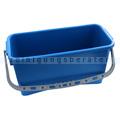 Glasreinigungseimer Reinigungsberater blau, ca. 20 L