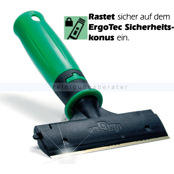 Glasschaber Unger ErgoTec 10 cm