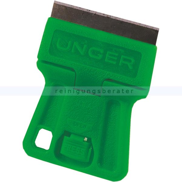 Glasschaber Unger Minischaber 4 cm
