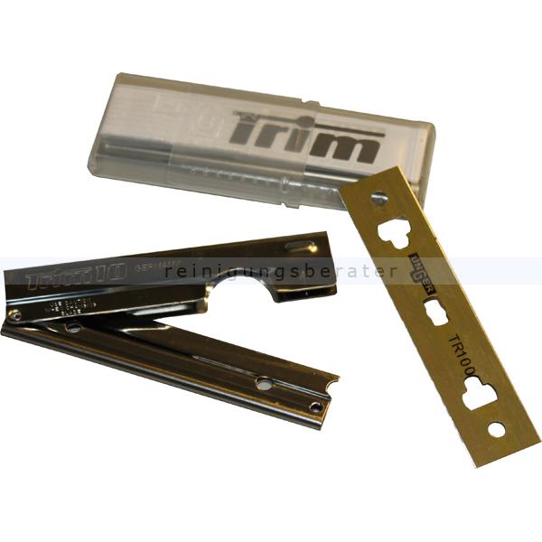 Glasschaber Unger Trim 10plus1 - doppelseitig scharfe Klinge