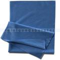 Glastuch filsain Elegance Mikrofasertuch 35 x 40 cm blau