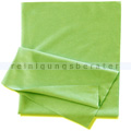 Glastuch filsain Elegance Mikrofasertuch 35 x 40 cm grün