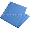 Glastuch Microfaser blau, 50 x 60 cm, vorgewaschen