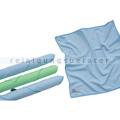 Glastuch PPS Pfennig Clino 40x38 grün