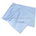 Glastuch Top-Schirm 40x50 cm blau