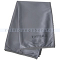 Glastuch Top Silk 50x70 cm grau