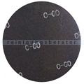 Glit Gitterleinenpad Körnung 180 17 Zoll 432 mm