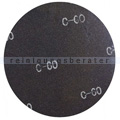 Glit Gitterleinenpad Körnung 80 17 Zoll 432 mm