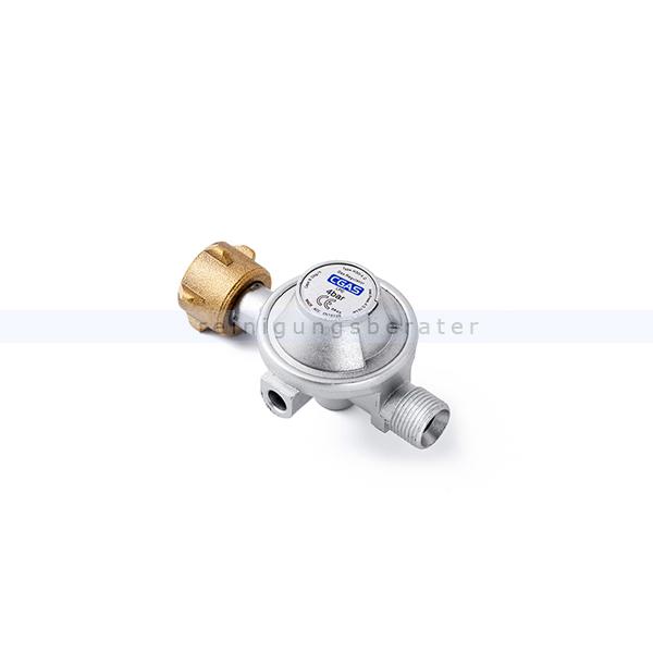 Gloria 000182.5000 Druckminderer für Thermoflamm Pro 4 bar, Gewinde 3/8 links, Durchflussmenge 8 kg/h