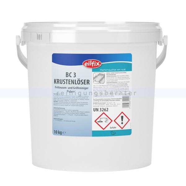 Becker Chemie Eilfix BC 3, Krustenlöser 5 kg hochkonzentriert und kraftvoll, sparsame Anwendung 100033-005-000