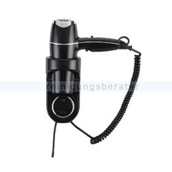 Haartrockner Simex Black Line ABS schwarz 2000 W