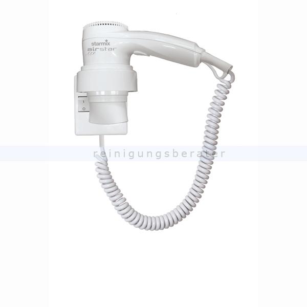 Haartrockner Starmix AirStar BFSW 12 1200 W weiß