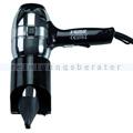 Haartrockner YUL PRO Edelstahl glänzend, schwarz 1300 W