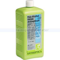 Händedesinfektion Antiseptica Poly-Alcohol 1 L