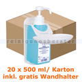 Händedesinfektion Bode Sterillium 20 x 500 ml