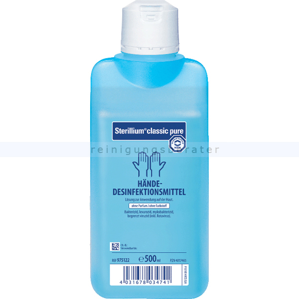 Händedesinfektion Bode Sterillium classic pure 500 ml