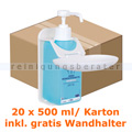 Händedesinfektion Bode Sterillium Pure 20 x 500 ml