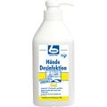 Händedesinfektion Dr. Becher Desinfektionsgel parfumfrei 1 L