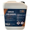 Händedesinfektion Inox Flächendesinfektionsmittel 5 L