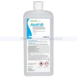 Händedesinfektion Saraya Alsoft VB 1 L Euroflasche