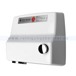 Händetrockner Dan Dryer Typ AA Aluminium weiß 2360 W